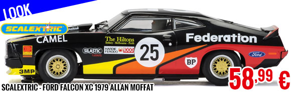 Look - Scalextric - Ford Falcon XC 1979 Allan Moffat
