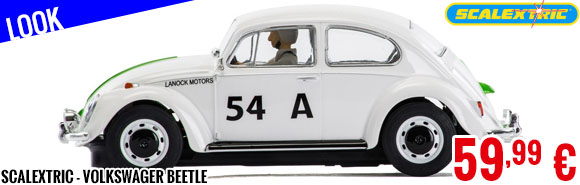 Look - Scalextric - Volkswager Beetle