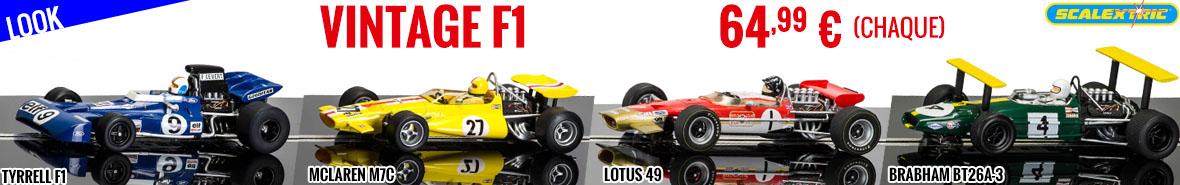 Look - Spécial Vintage F1