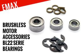 EMax Accessoire Moteur Brushless : BL22 serie bearing